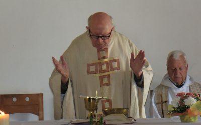 El P. Paulo Becker SVD conmemora medio siglo de vida consagrada