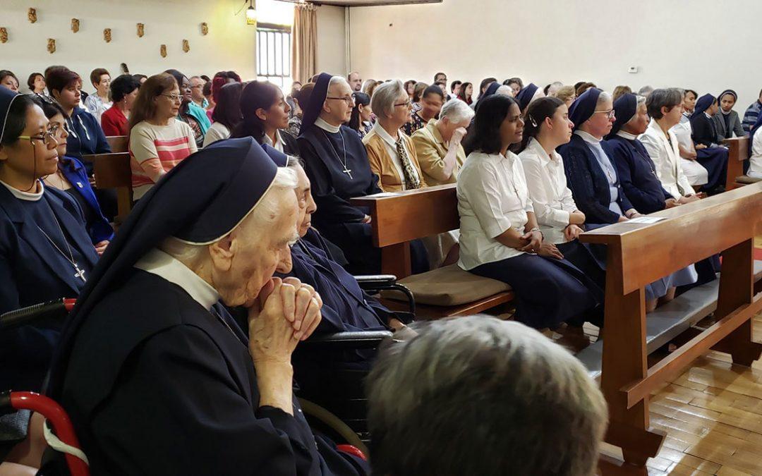 Las Siervas del Espíritu Santo celebran 130 años de fundación de la Congregación
