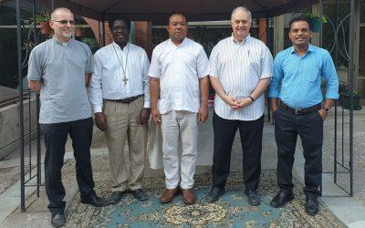 Asumió el nuevo Equipo de Liderazgo Provincial del Verbo Divino