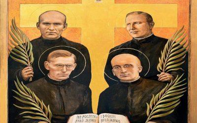 La familia arnoldina recuerda hoy a cuatro mártires del nazismo