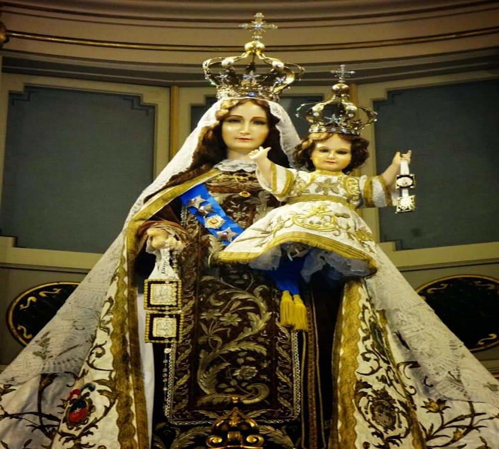 Siervas y verbitas celebrarán a la Virgen del Carmen