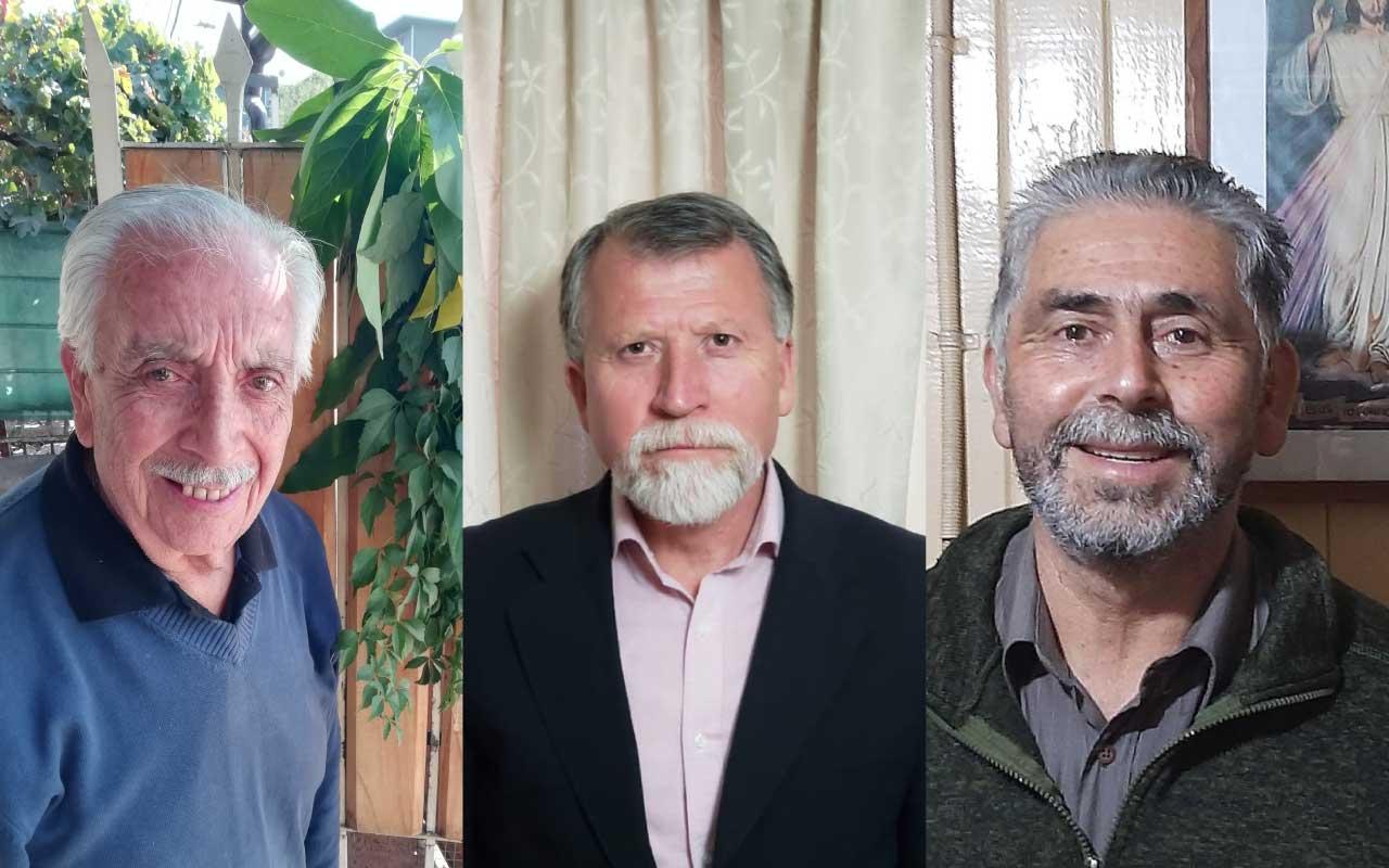 Las historias de tres diáconos que sirven en parroquias verbitas