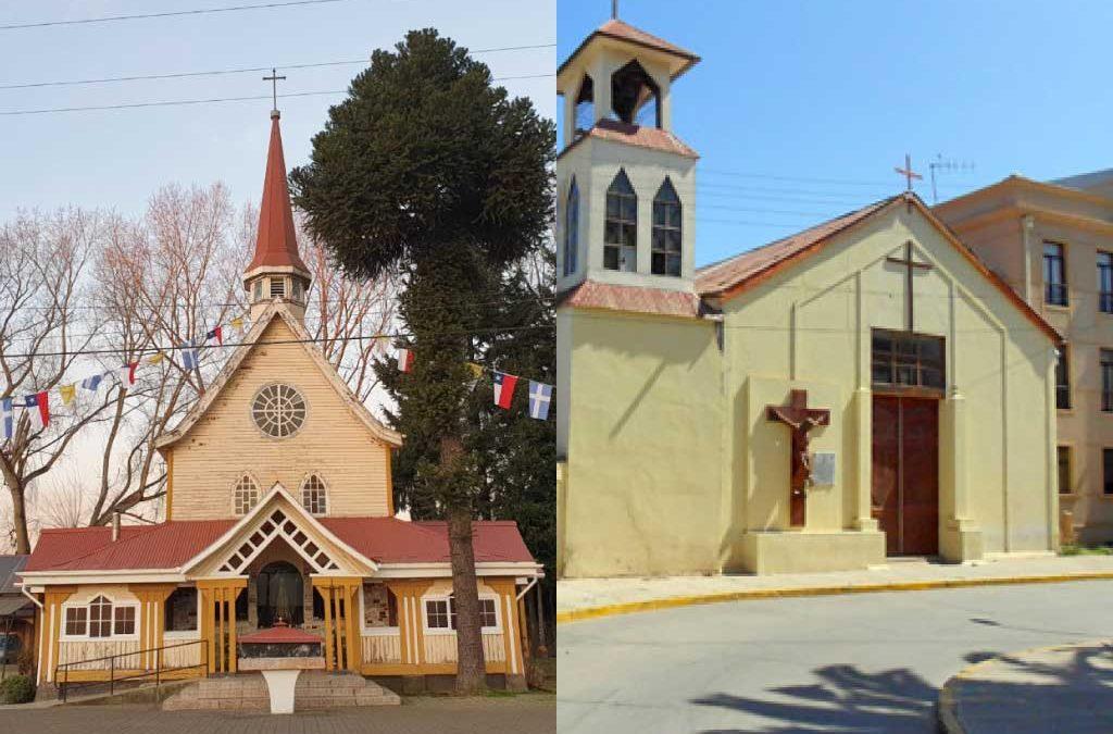 Con transmisiones online celebrarán a la Virgen del Tránsito en Canela y Metrenco