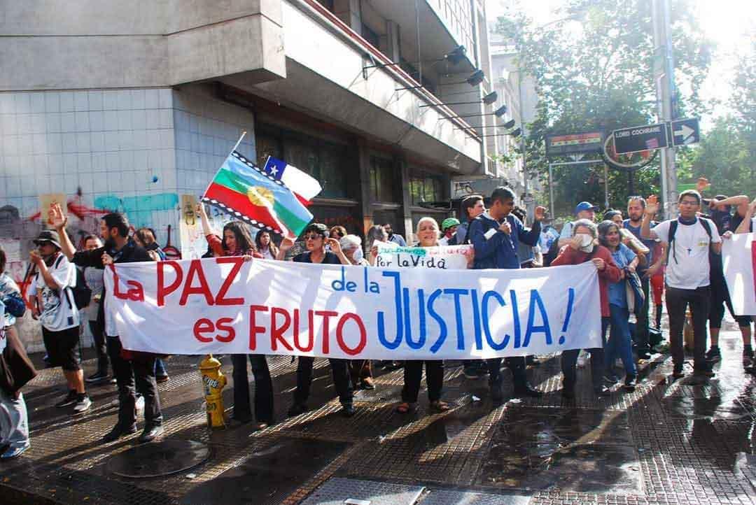 Declaración de mujeres y hombres de Iglesia sobre la situación del Pueblo Mapuche