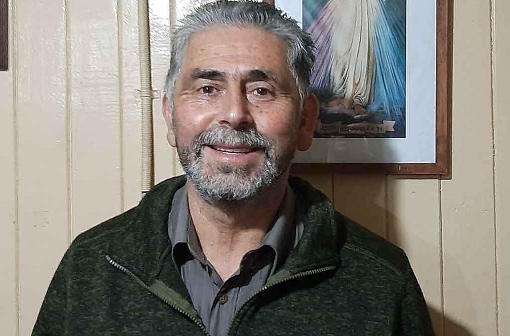 """Diácono Rodolfo Arriagada: """"Debemos entregarnos plenamente al servicio de las personas"""""""