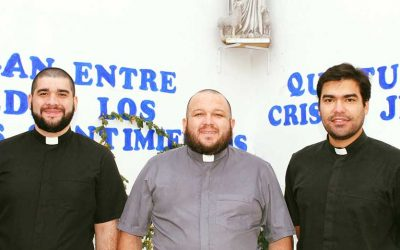 Tres verbitas profesarán Votos Perpetuos en la Congregación del Verbo Divino
