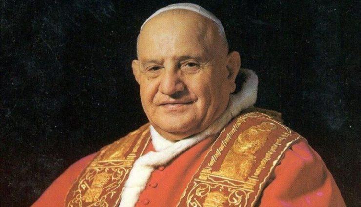 Juan XXIII, el Papa de los cambios