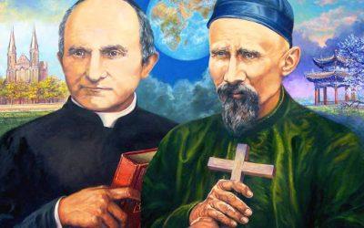 Conmemoramos 17 años de la canonización de San Arnoldo Janssen y San José Freinademetz