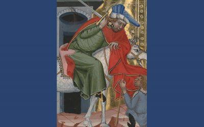 San Martín de Tours, ejemplo de caridad fraterna