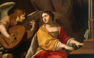 Santa Cecilia, mártir y patrona de los músicos: una vida de fe expresada en melodías