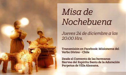 Transmisión de la Misa de Nochebuena