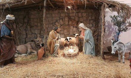 Invitación al rezo de la Novena del niño Jesús