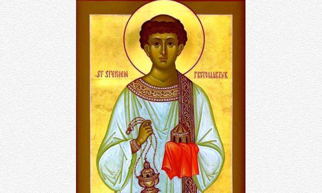 San Esteban: diácono, misionero y primer mártir
