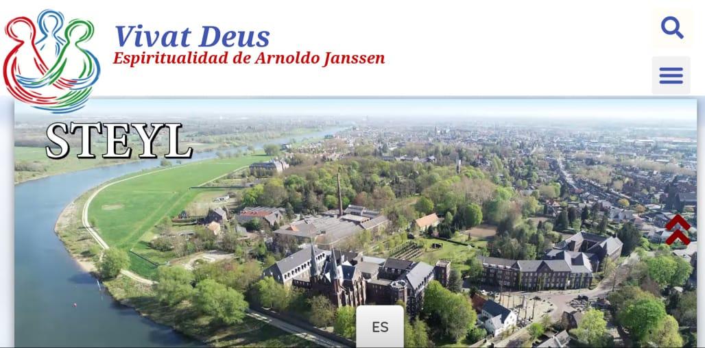 """""""Vivat Deus"""": nuevo sitio web sobre la Espiritualidad Arnoldina"""