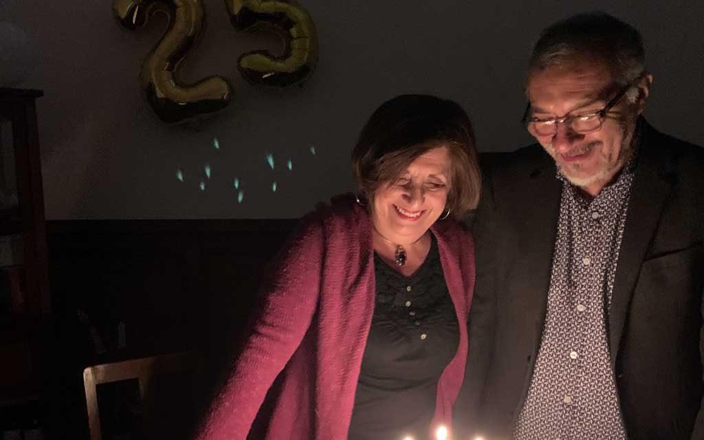 Día del Amor y la Amistad: testimonio de un matrimonio iquiqueño con 25 años  de alianza