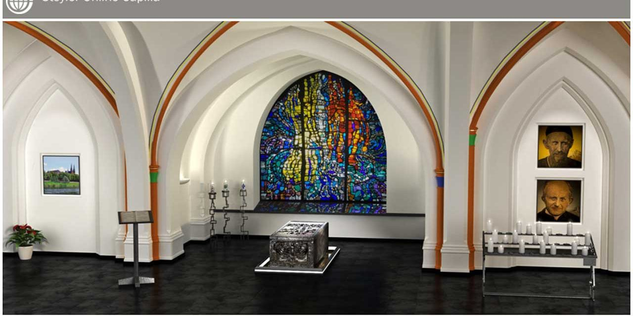 Peregrinación virtual a la tumba de San Arnoldo Janssen en Steyl – Holanda