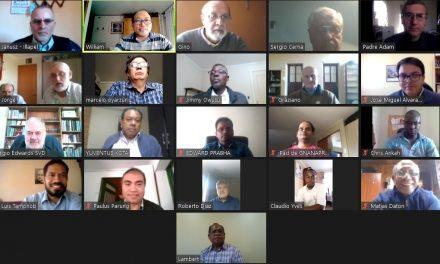 Los verbitas sostienen un Capítulo Provincial con miras a fortalecer la misión en Chile