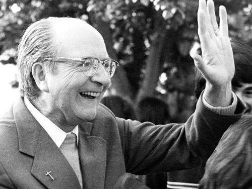 Aniversario de la pascua de don Enrique Alvear, el obispo de los pobres
