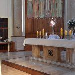 El P. Prince Arockiyam SVD inició su ministerio como nuevo párroco de Santiago Apóstol