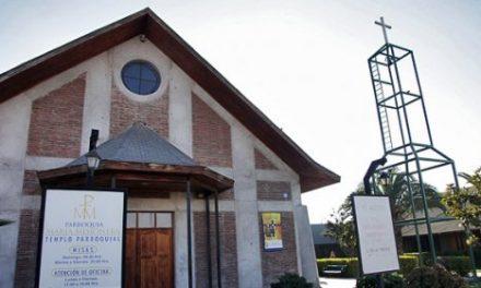 La Congregación asumió una nueva parroquia en Chile