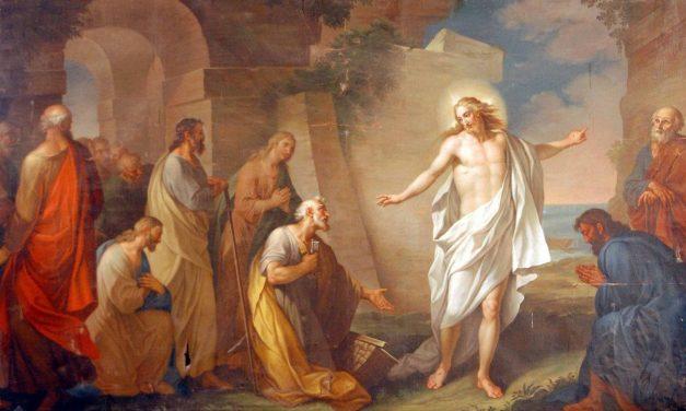 La Pascua y la liberación de nuestros males
