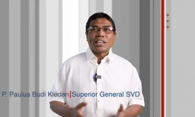 Mensaje de Pascua de Resurrección del P. Paulus Budi Kleden
