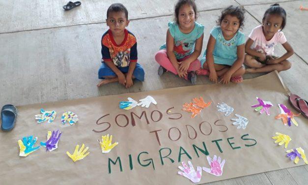 Caminando junto con los Migrantes y los Refugiados