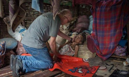 Un verbita recibe reconocimiento por su lucha contra la extrema pobreza