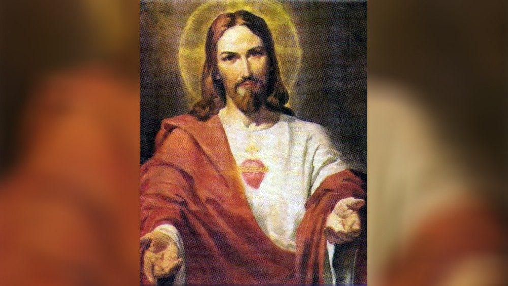 Viva el Corazón de Jesús en los corazones de toda la humanidad