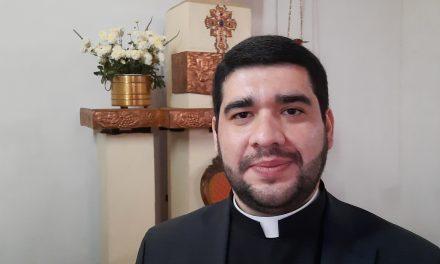 El diácono  Felipe Hermosilla SVD será ordenado sacerdote