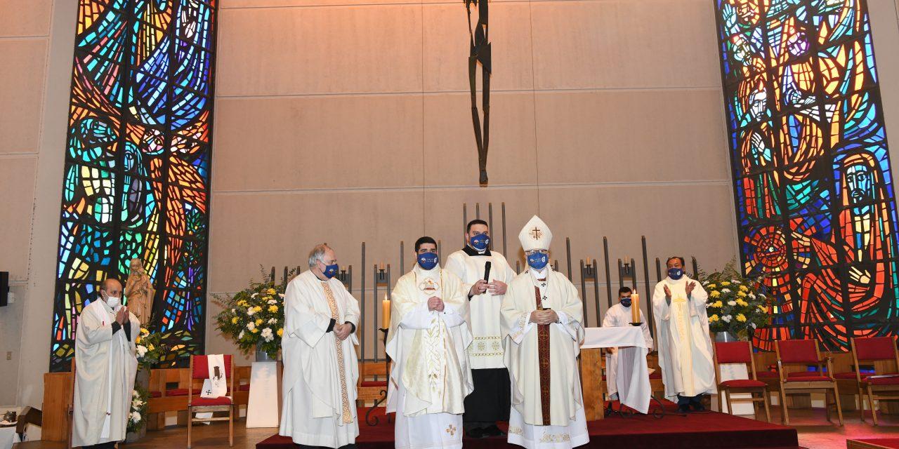 P. Felipe Hermosilla SVD, nuevo sacerdote para el servicio de la Iglesia