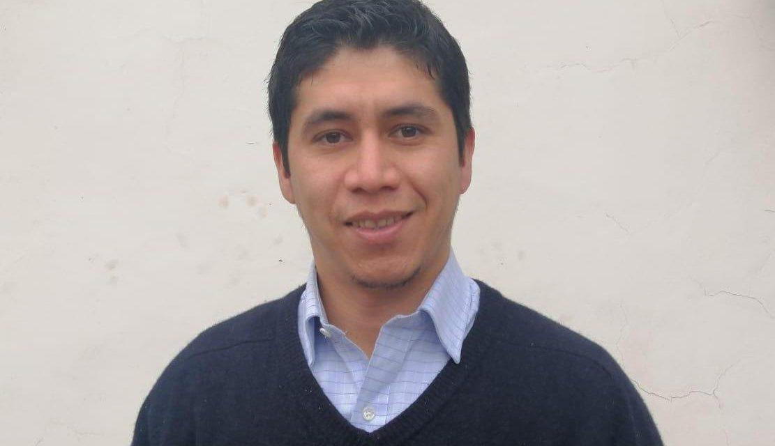 """Andrés Jones: """"Quiero servir a Dios que está presente en diferentes culturas, pueblos y personas"""""""