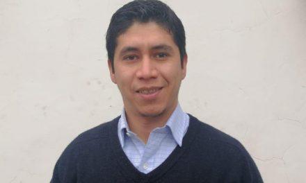 Andrés Jones profesará sus Votos Perpetuos en la Congregación del Verbo Divino