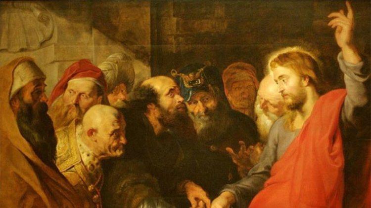 Evangelio del día: Tradiciones y culto interior