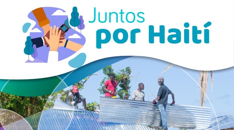 Iglesia Latinoamericana y Caribeña anuncia campaña: Juntos por Haití