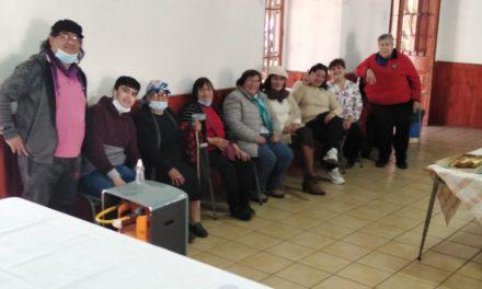 La Pastoral Mapuche de Santiago celebró un esperado encuentro presencial