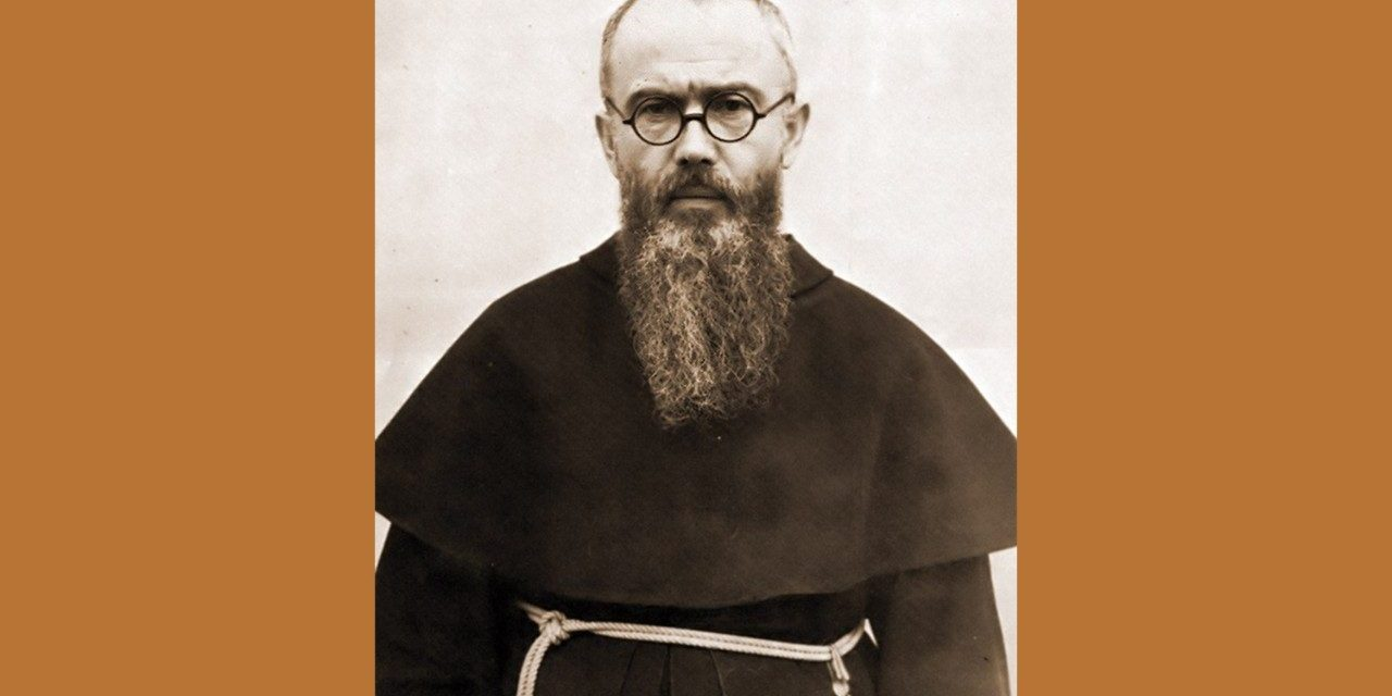 San Maximiliano Kolbe, confesor y mártir de la caridad