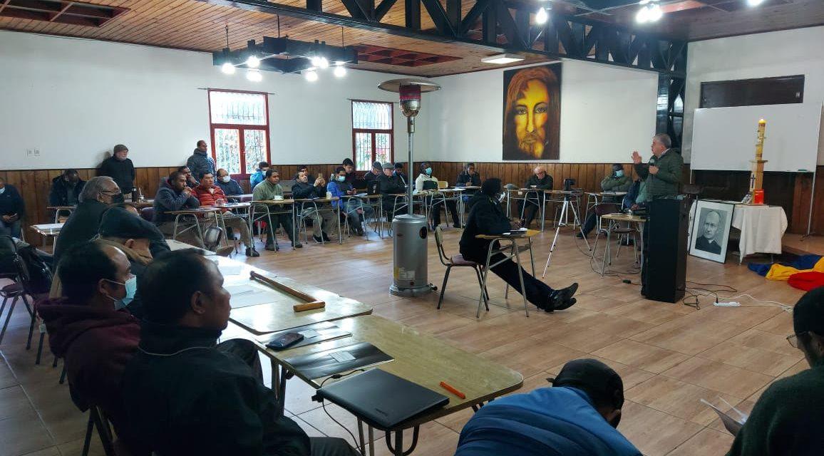 Los verbitas se reunieron en una Asamblea para revitalizar la misión en Chile