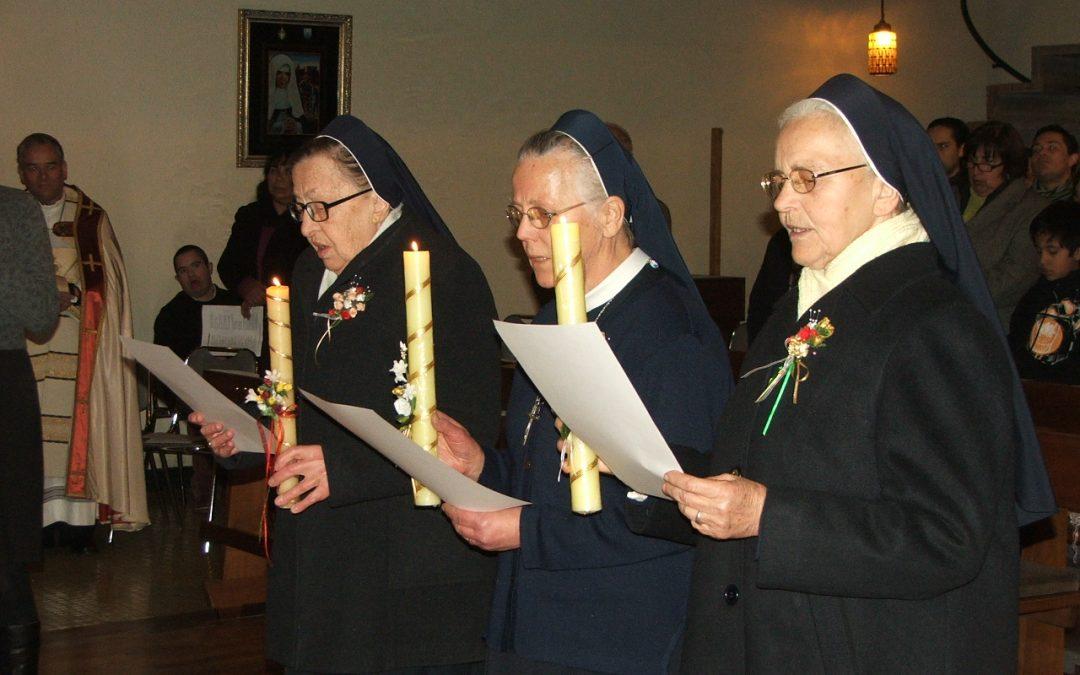Recordando con cariño a una amiga y hermana: Klemens María Reis SSpS