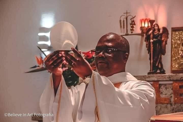 Oramos por el eterno descanso del P. Ademar Lino SVD de Brasil Sur