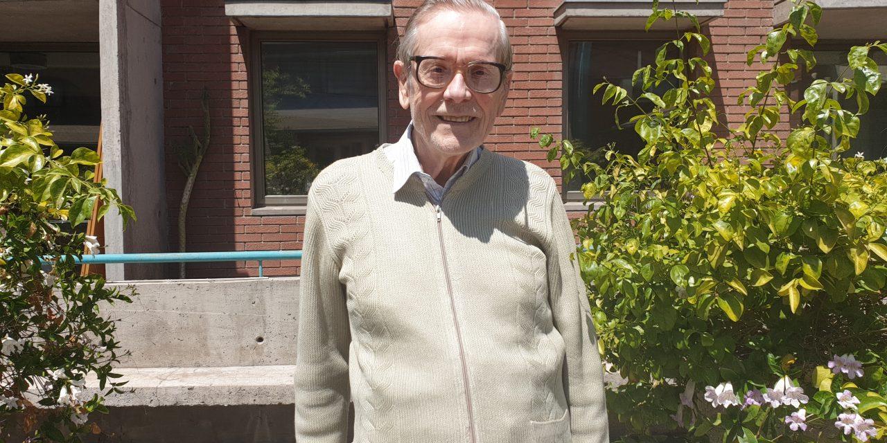 Fallecimiento del P. Eduardo Saffer SVD