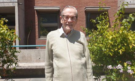 """P. Eduardo Saffer SVD: """"Mis 80 años en la Congregación son gracias a la bondad del Señor"""""""