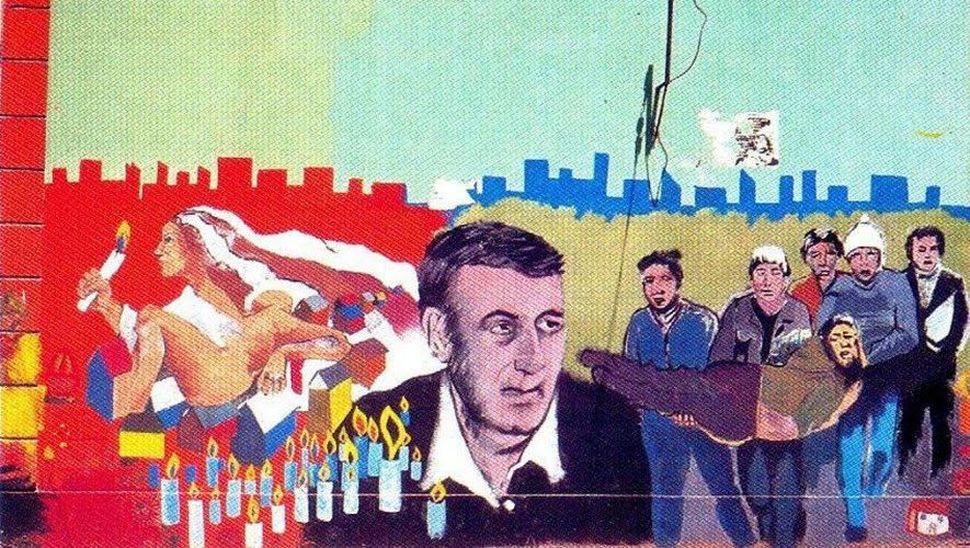 37°aniversario de la pascua de André Jarlan