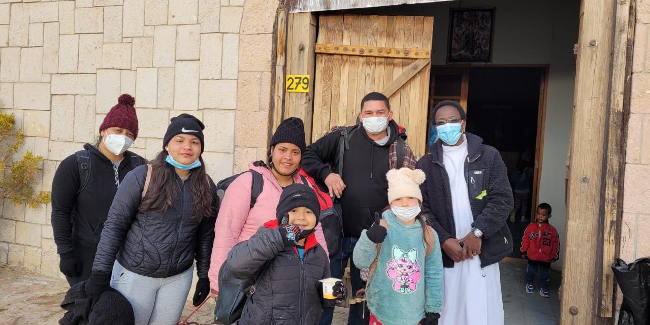 Crisis migratoria en Colchane y nuestra disposición para acoger y servir