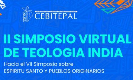 Cebitepal tiene todo listo para el II Simposio virtual de Teología India