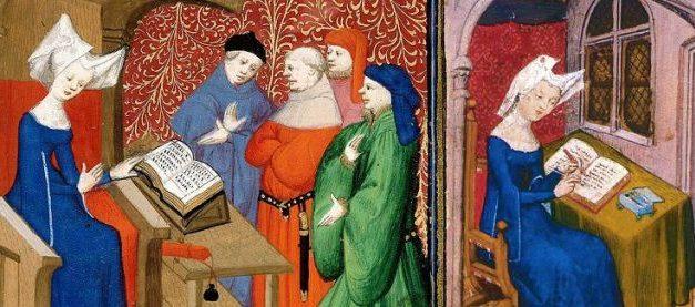 Iglesia femenina en la Edad Media