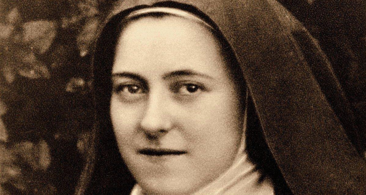 Santa Teresa del Niño Jesús, patrona universal de las misiones