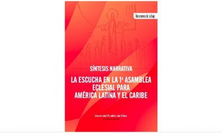 Síntesis Narrativa de la escucha de la Asamblea Eclesial Latinoamericana