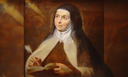 Santa Teresa de Ávila: Una palabra al mundo de hoy